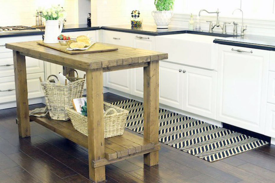 butcher block dining room tables for small spaces ideas