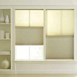 Cordless room darkening cellular shades pictures