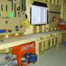 931x621px Garage Wooden Work Bench Plans Functions Picture in Interior Designs