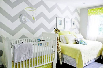Gender neutral baby room ideas 1