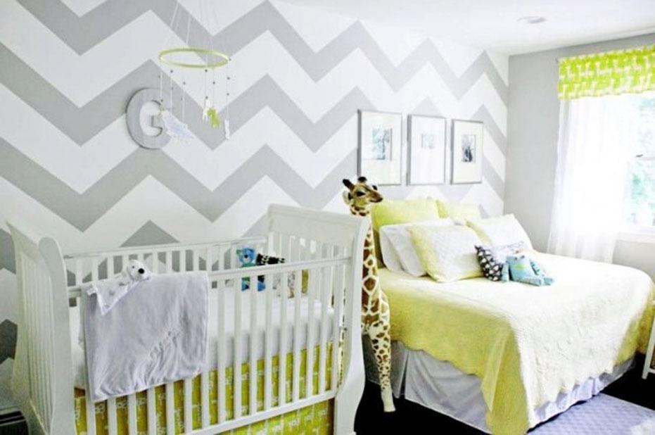 Gender Neutral Baby Room Ideas 1