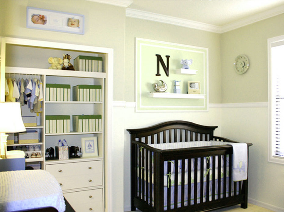 Gender Neutral Baby Room Ideas 2