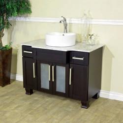 Small bathroom vanities with vessel sinks images
