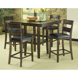 Small pub style dining room table sets 1