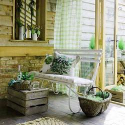 Window seat cushions indoor bench 2