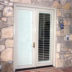 Aluminum Clad French Doors