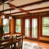 Andersen double hung windows