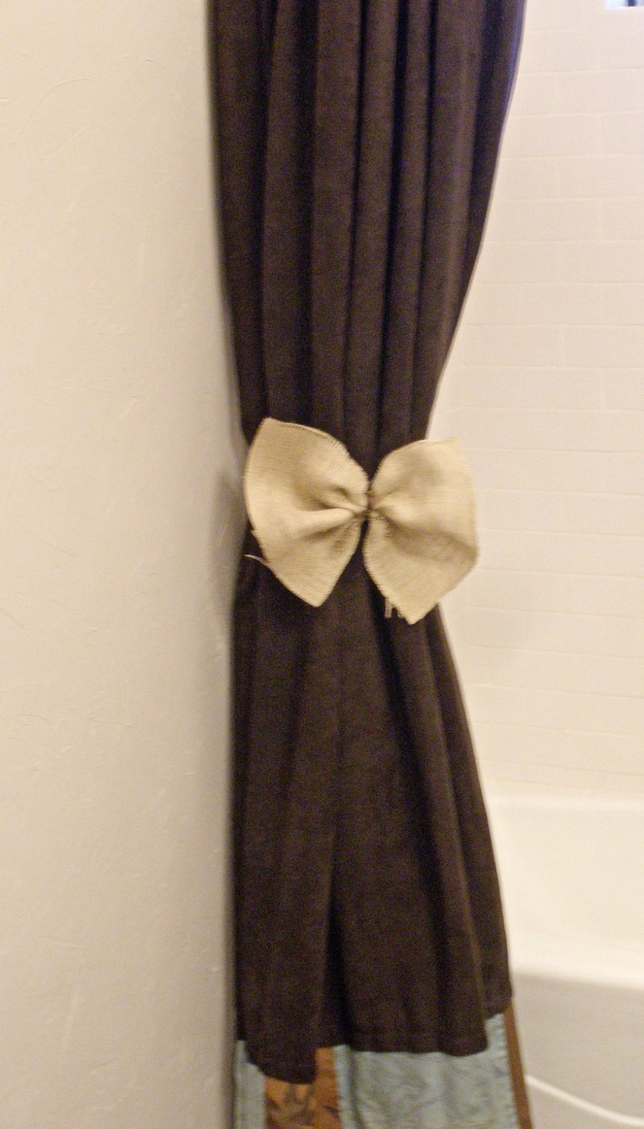 Around Curtain Rods