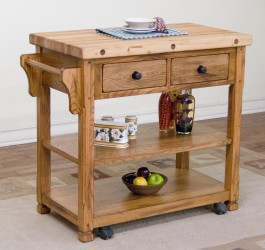 Block Kitchen Island
