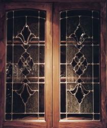 Carved Custom Glass