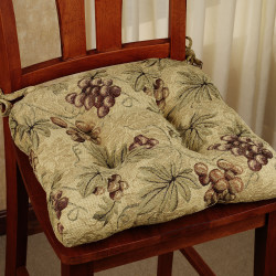 Chair Cushion Gold