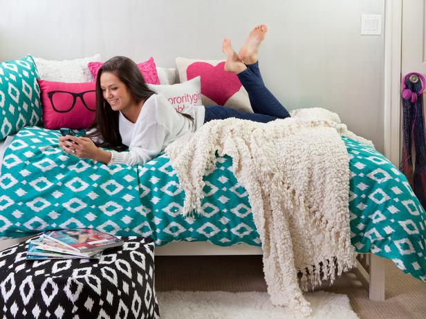 Chic And Functional Dorm Room Decorating Ideas