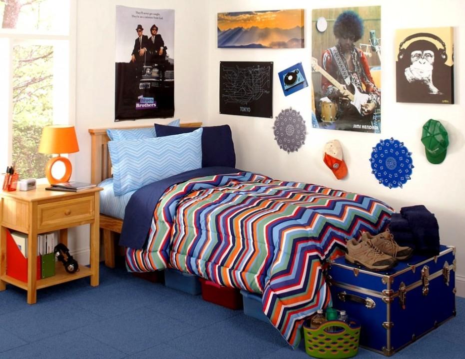 College Dorm Design Ideas