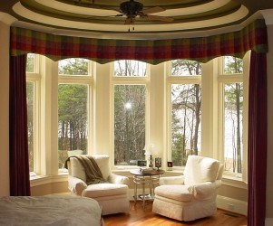 Contact Bay Window Curtains