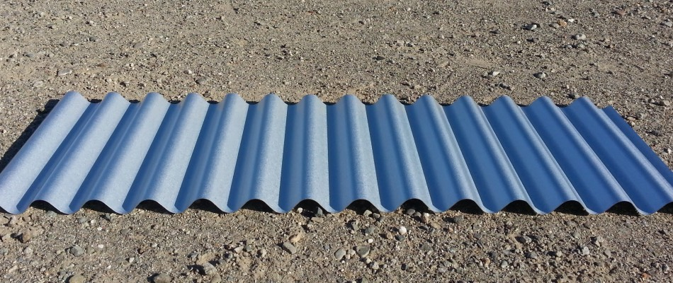 Metal Decking Panels ~ Corrugated metal deck spotlats
