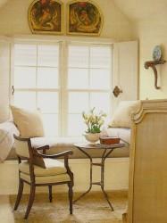 Cushion Indoor Bench