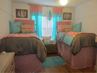 Dorm Room Bedding Retailer Decor