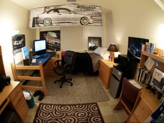 Dorm Room Ideas Layout For Guys