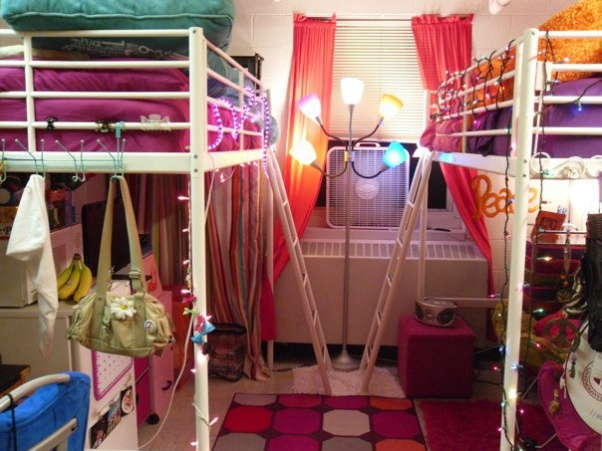 Dorm Rooms Design