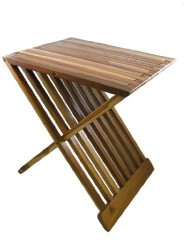 Find Teak Wood Folding Shower