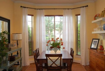 For Custom Window Treatments
