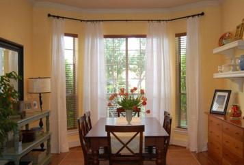 For Custom Window Treatments