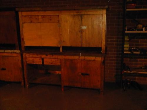 Garage Workshop Wooden Work
