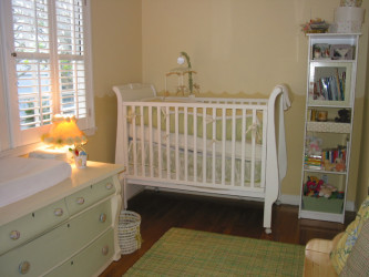 Gender Neutral Nursery Designs