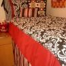 Girl Dorm Room Bedding