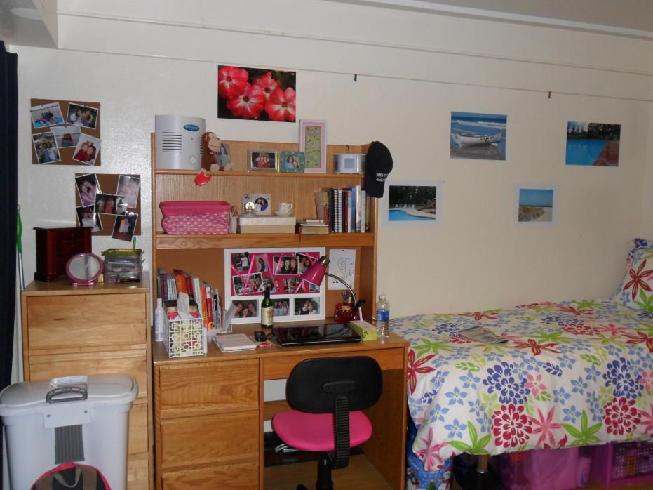 Girls dorm room decor spotlats for Room decor accessories
