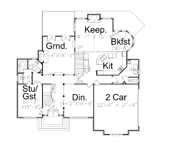 Home addition plans spotlats for Floor plans for in law suite addition