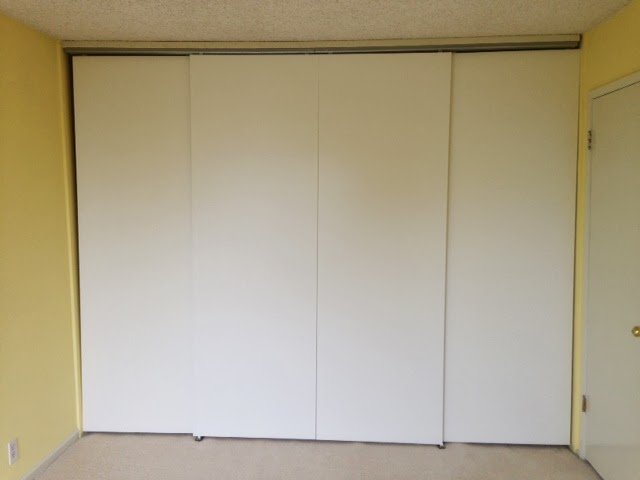 Ikea hasvik sliding doors spotlats for Ikea sliding barn doors