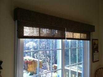 Installing Sliding Glass Door Drapes