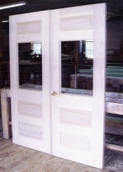Interior Large Flat Panel Door
