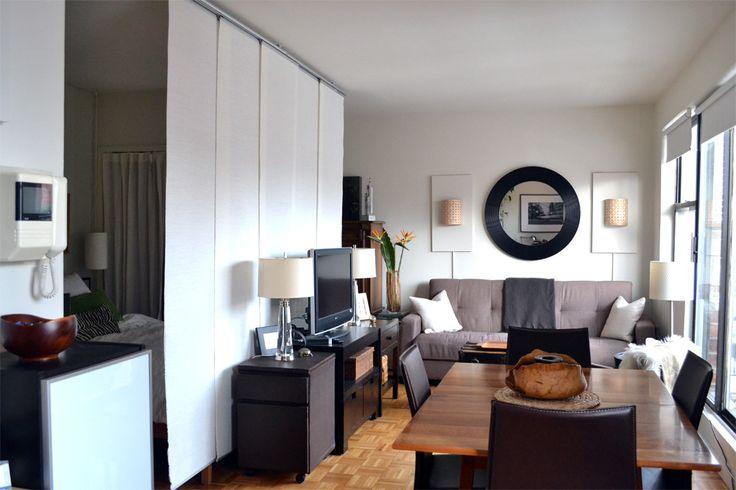Kvartal hanging room divider Spotlats
