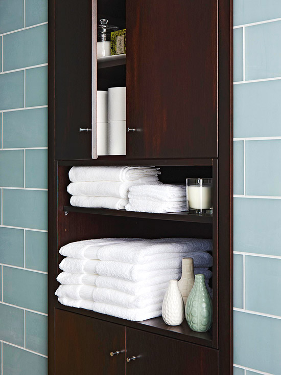 Laundry hampers spotlats for Bathroom vanity with built in hamper