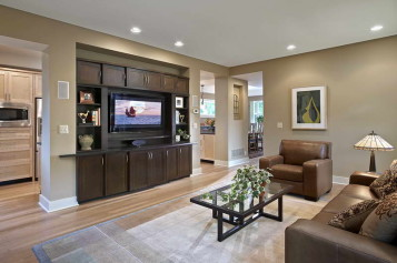 Living Room Paint Colors Ideas With Wall Painting