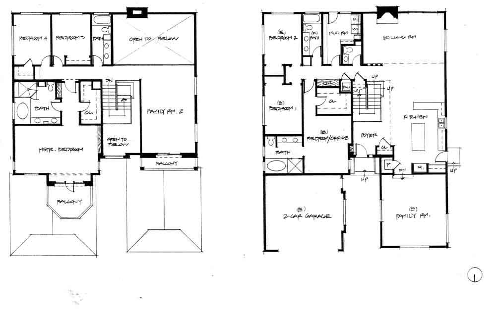 Modular home addition plans spotlats for Modular home floor plans with inlaw apartment