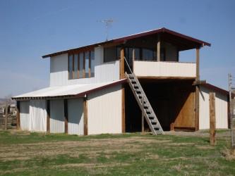 Passive Solar Home House
