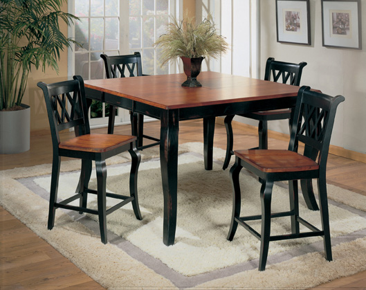 Perfect Pub Height Dining Sets