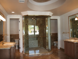 Plan Master Bathroom