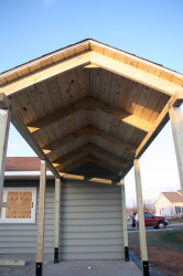 Pool House Shed Plans