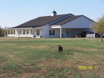 Post Frame House