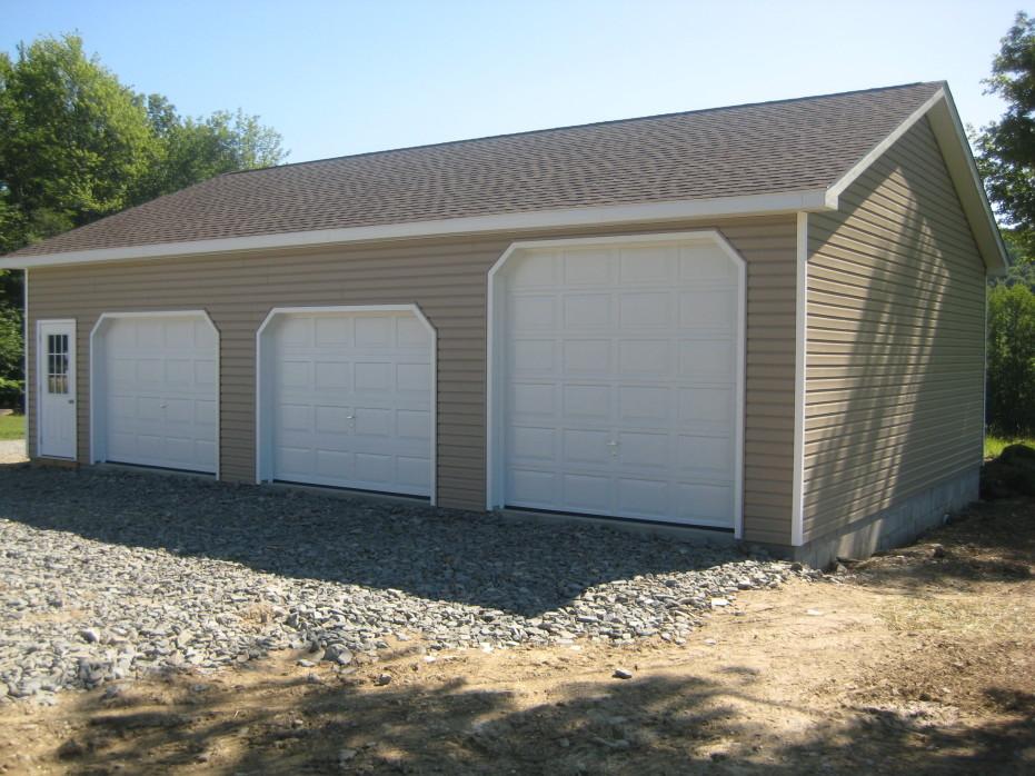 Post Frame House Pole Barn House Floor Plans Style