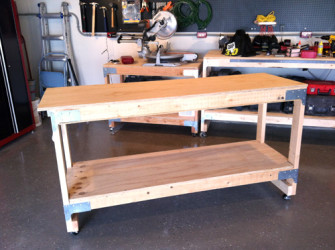 Purpose Work Bench