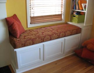 Rawlins Window Seat Cushions