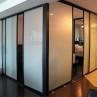 Sliding doors interior room divider