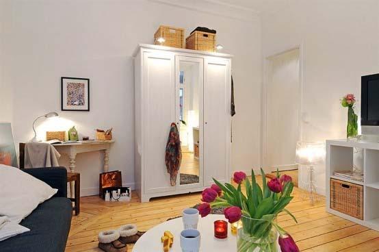 Small Studio Apartment Decorating