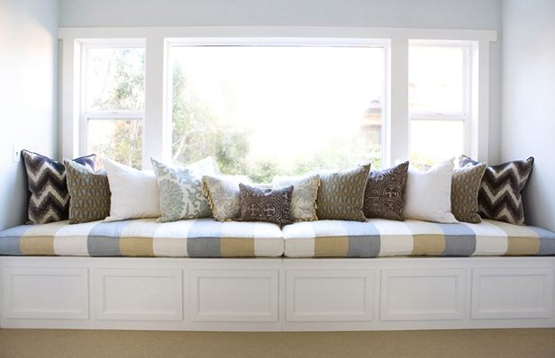 Stay Up To Date On New Pieces : Window Seat Cushions Indoor Bench ...