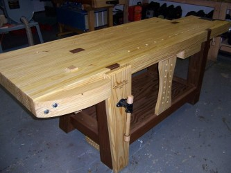 The Frank Klausz Workbench